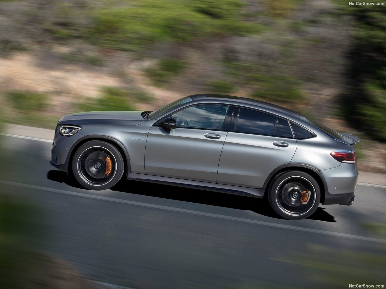 Mercedes-Benz GLC63 S AMG Coupe (2020)