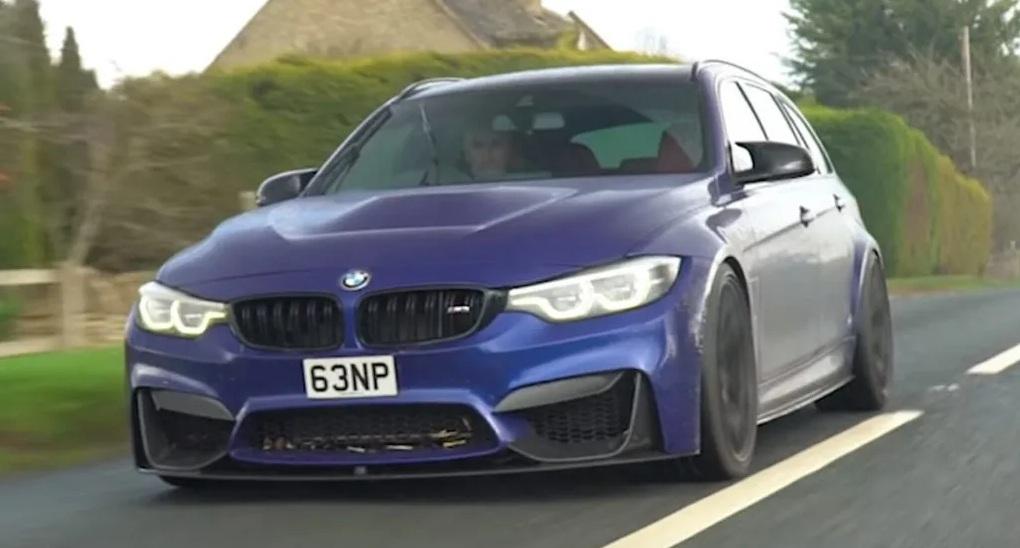 Галерия - Мечтаното комби - BMW M3 F81 (ВИДЕО)