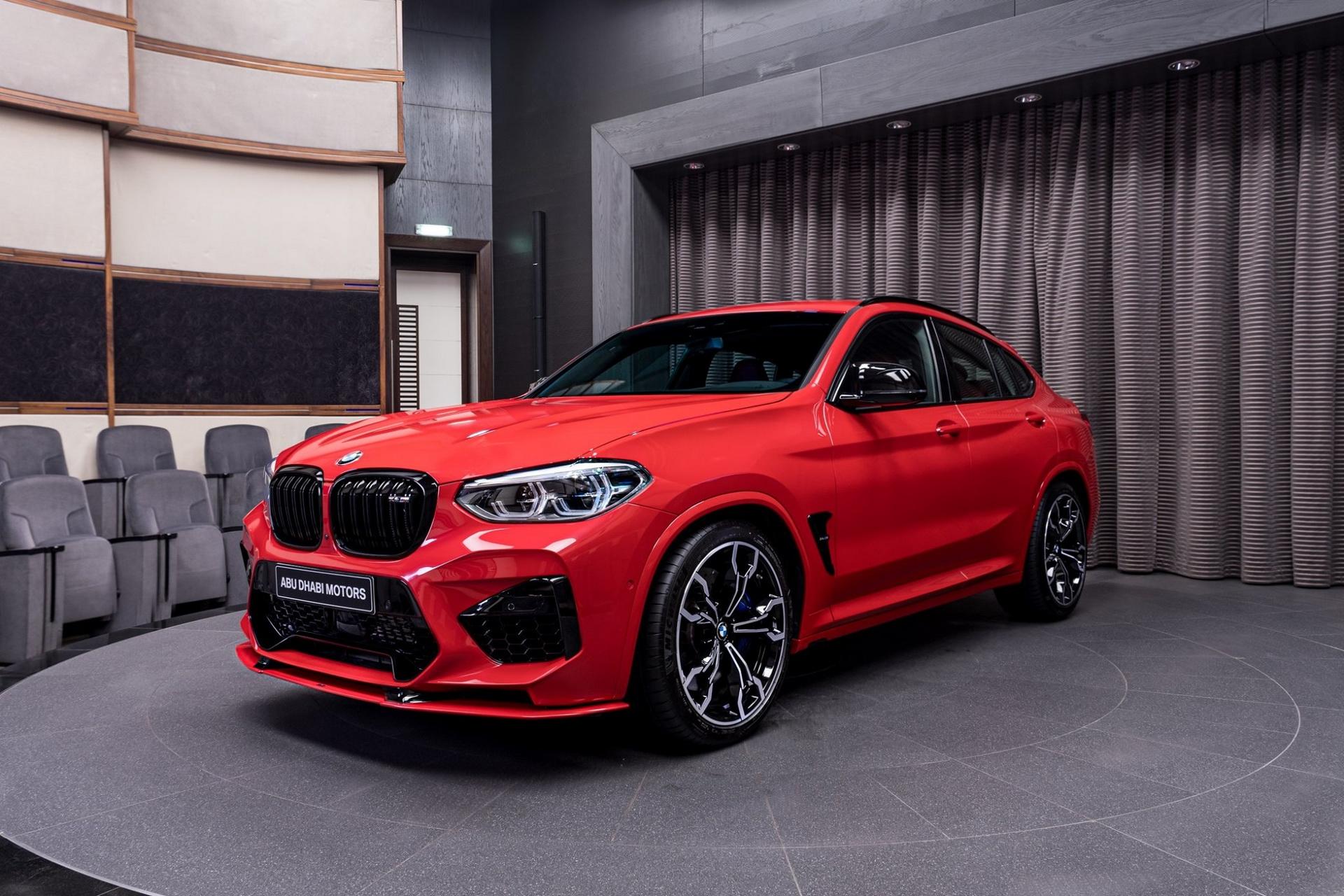 Галерия - Погледнете 600 к.с. BMW X4 M Competiton (ВИДЕО)