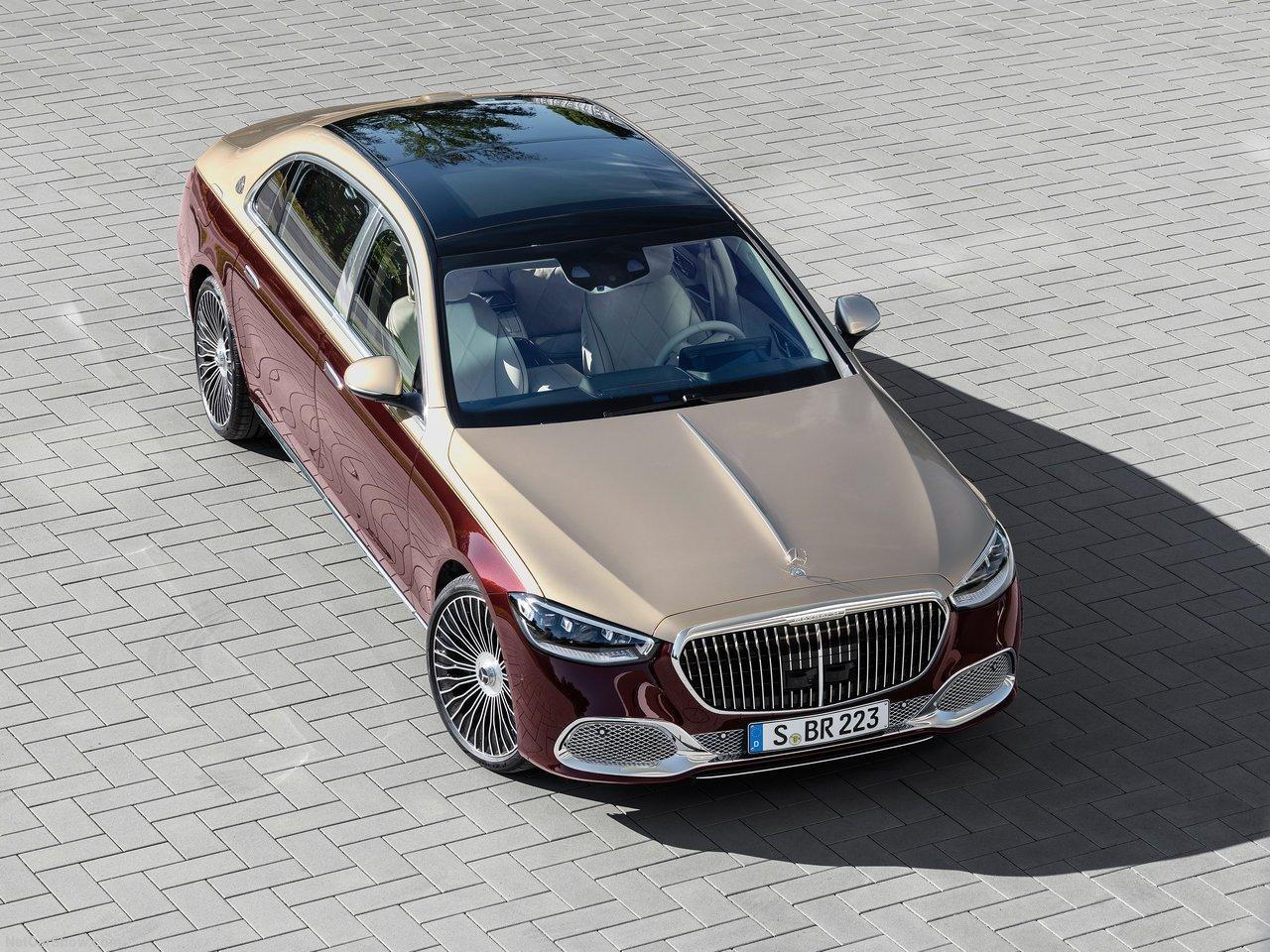 Представяме ви новият Mercedes-Maybach S-Class
