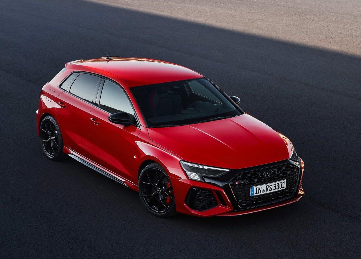 Новото Audi RS3 2022