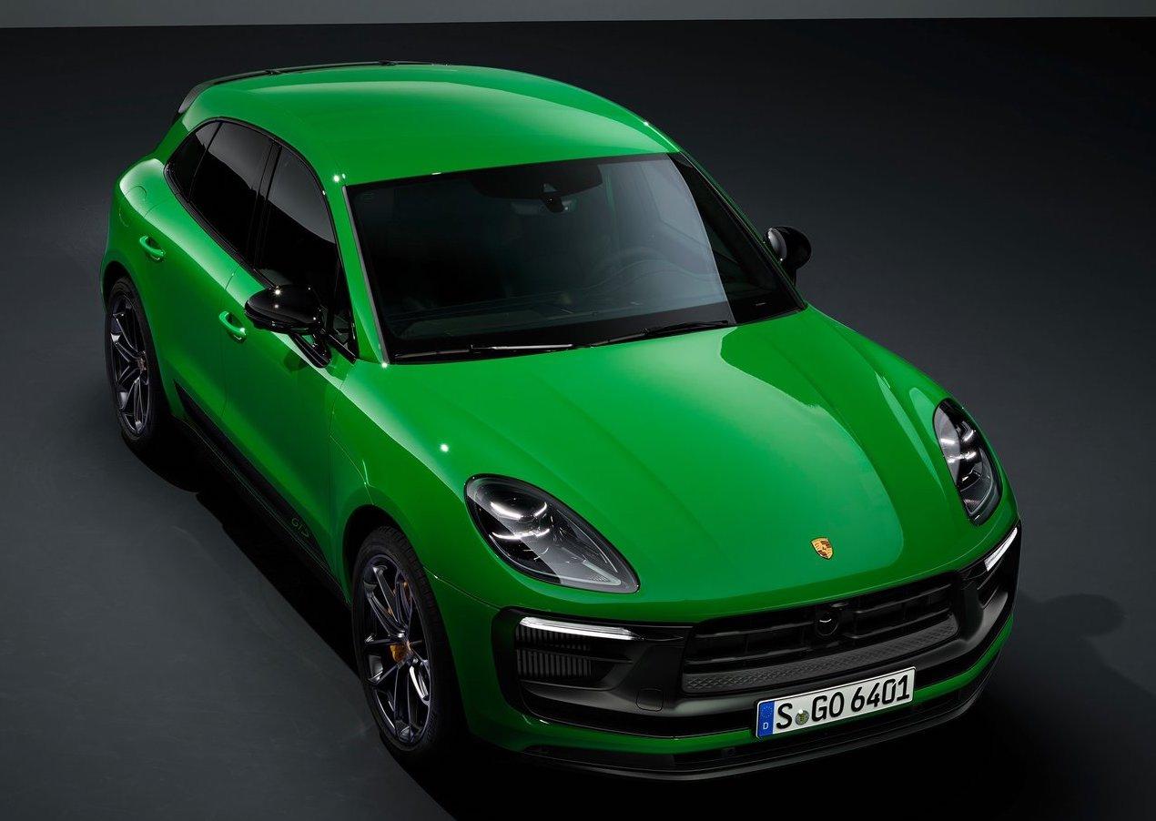 Porsche Macan GTS (2022)