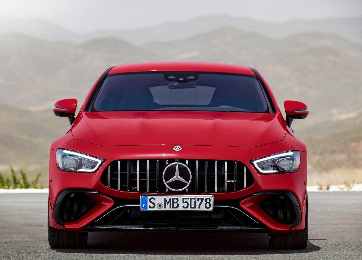 Mercedes-Benz AMG GT63 S E Performance 4-Door