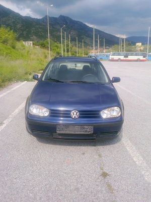 offer-VW GOLF 1.6 HIGH LINE