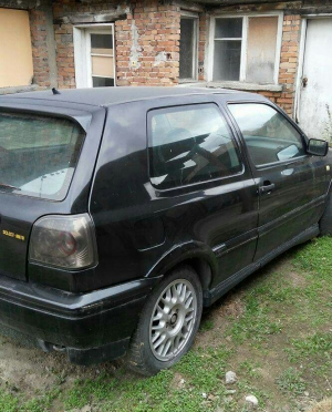 VW GOLF 1.9 TDI на части