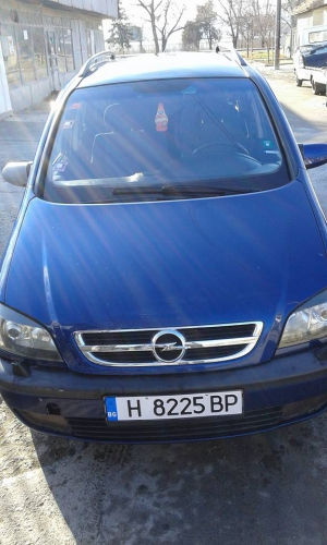offer-opel zafira