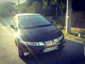 offer-Honda Civic 2,2 I-CTDI 140к.с.