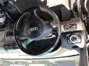 Audi A3 1.8T Swiss tuning project