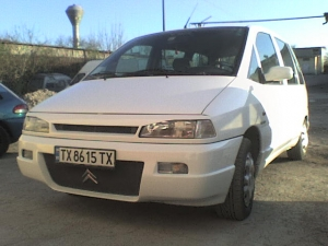 offer-Citroen Evasion 2.0 Turbo Tuning
